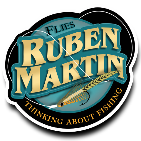 sticker Ruben Martin Flies