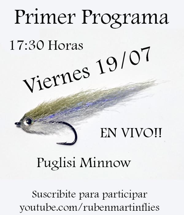 Programa de pesca y atado